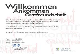Infotag der Werkstätten Berlin 2016
