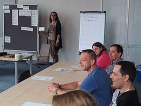 Theoretische Praxis: Die LiVeMAP-Gruppe plant die Gründung einer Übungsfirma
