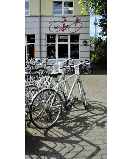 Fahrradladen Hohenschönhausen: FSD Lwerk Berlin Brandenburg gemeinnützige GmbH