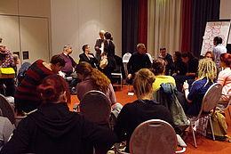 Infotag 2015 LAG WfbM Berlin