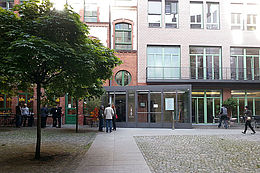 LAG WfbM Berlin Geschäftsstelle