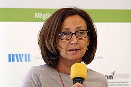 Geschäftsführerin Bettina Neuhaus