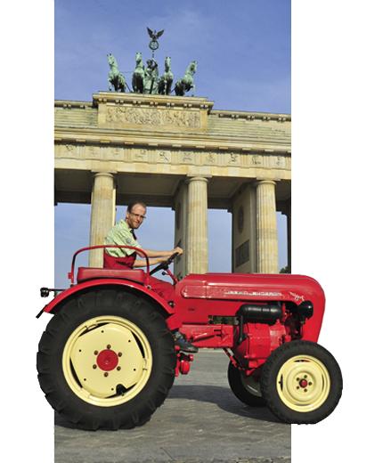 Porsche Diesel Manufaktur --- Berliner Werkstätten für Menschen mit Behinderung GmbH (BWB)